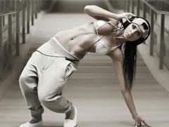 Танцы хип-хоп - картинки хип-хоп девушек