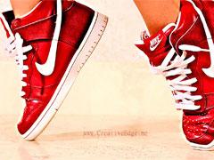 Обувь для танца хип-хоп