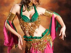 Танец живота – прекрасный способ избавиться от комплексов