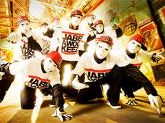 Танцоры в белых масках - Jabbawockeez