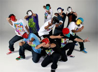 Jabbawockeez в шоу MTV Americas Best Dance Crew