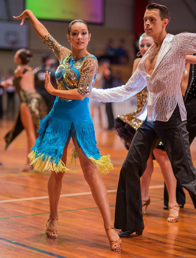Фото Парные танцы  itBoat