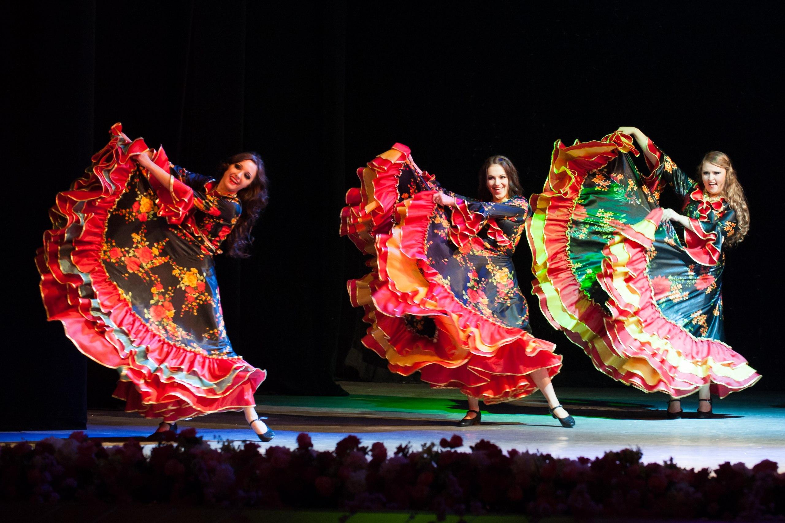 называется танец цыган картинки чего должен состоять