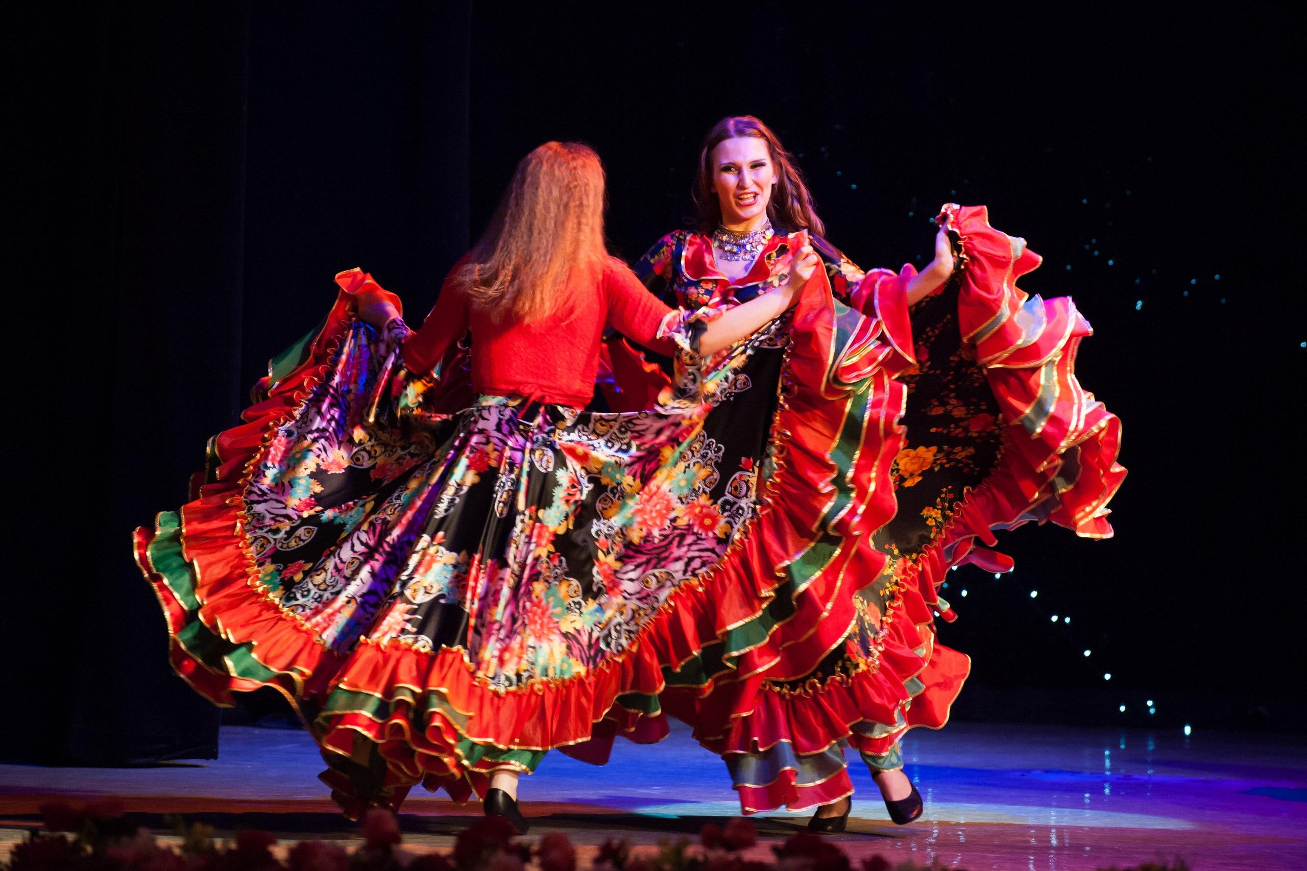 время каждого картинки цыганочка танец разматывания шелковой нити