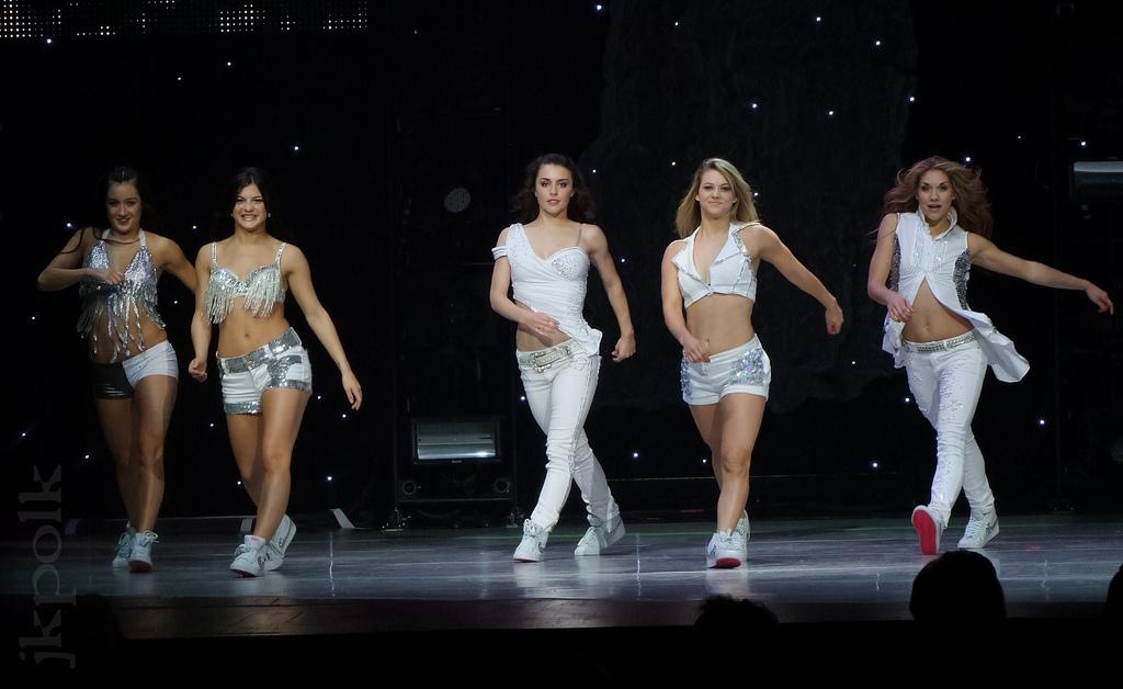 Танец секси r and b